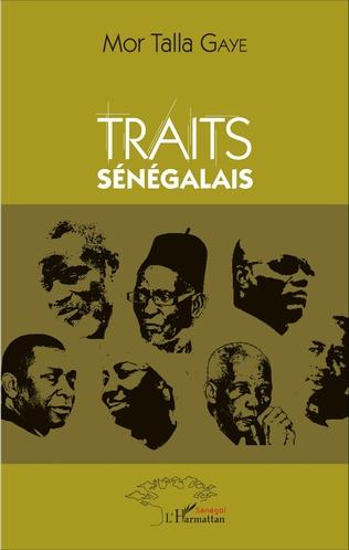 Couverture Traits sénégalais