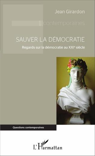 Couverture Sauver la démocratie