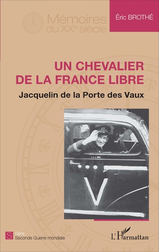 Couverture Un chevalier de la France libre