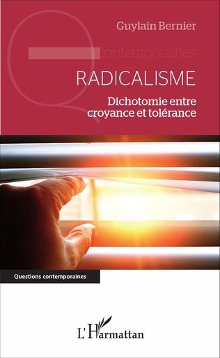 Couverture Radicalisme