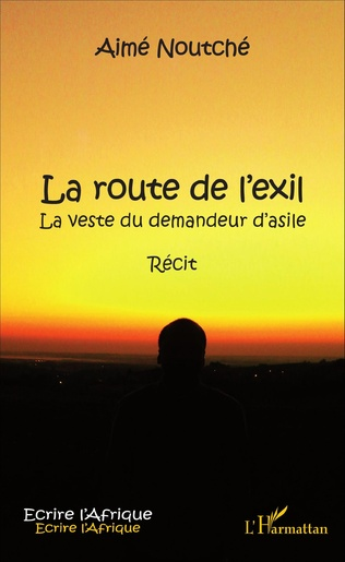 Couverture La route de l'exil