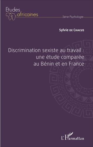 Couverture Discrimination sexiste au travail : une étude comparée au Bénin et en France