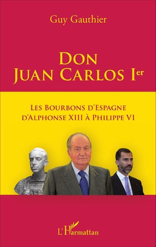 Couverture Don Juan Carlos Ier