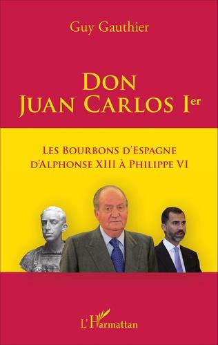 Couverture Don Juan Carlos Ier