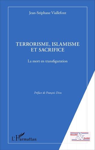 Couverture Terrorisme, islamisme et sacrifice
