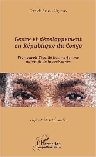 Couverture Genre et développement en République du Congo