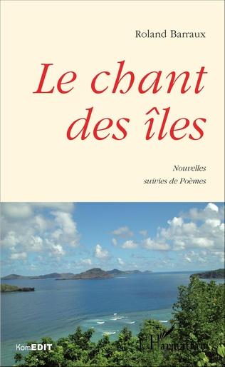 Couverture Le chant des îles