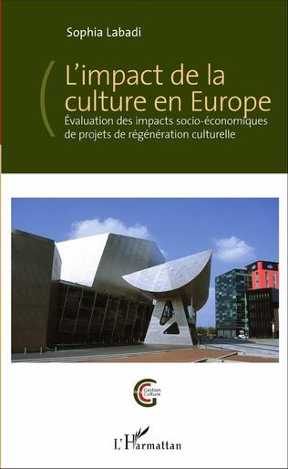 Couverture L'impact de la culture en Europe