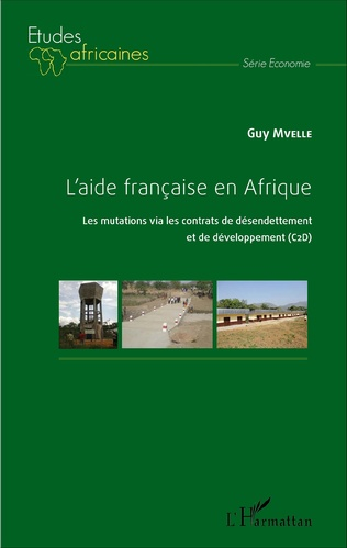 Couverture L'aide française en Afrique