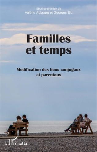 Couverture Familles et temps