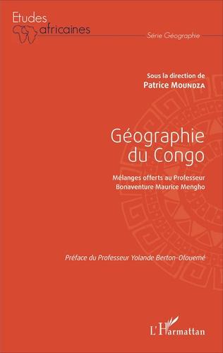 Couverture Géographie du Congo