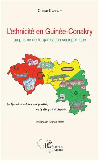 Couverture L'ethnicité en Guinée-Conakry