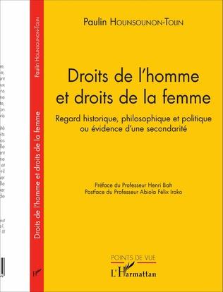 Couverture Droits de l'homme et droits de la femme