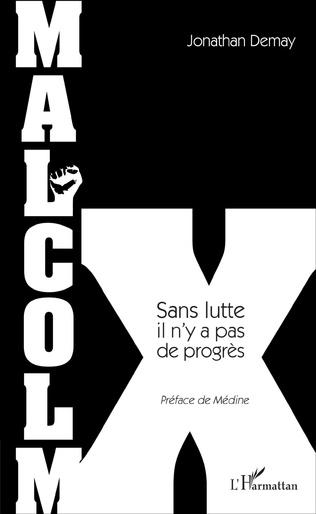 Couverture Malcolm X