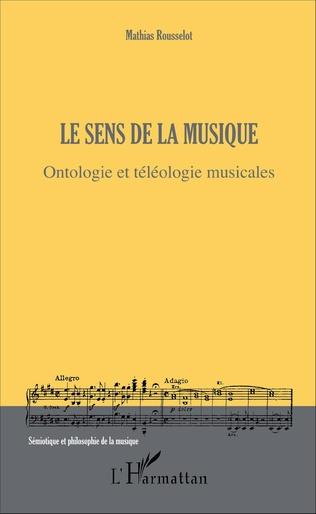 Couverture Le sens de la musique