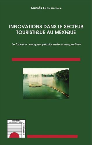 Couverture Innovations dans le secteur touristique au Mexique