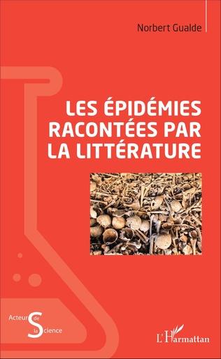Couverture Les épidémies racontées par la littérature