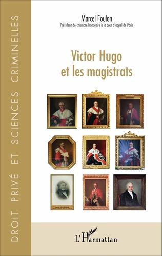 Couverture Victor Hugo et les magistrats