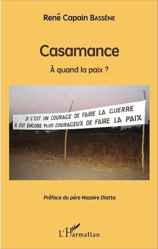 Couverture Casamance