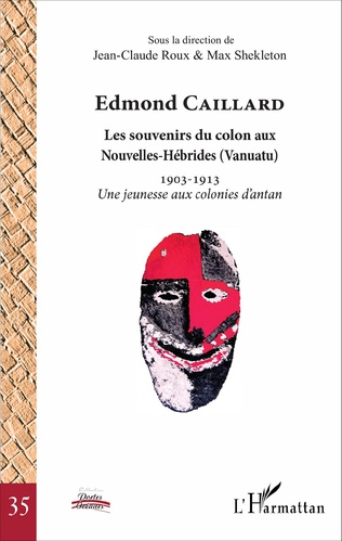 Couverture Edmond Caillard