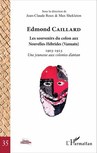 Couverture Edmond Caillard