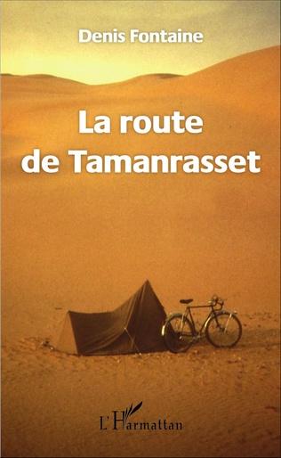 Couverture La route de Tamanrasset