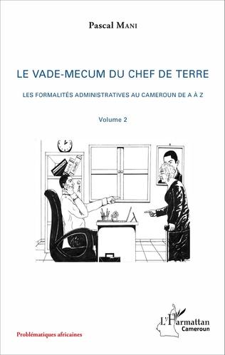 Couverture Le vade-mecum du chef de terre (volume 2)