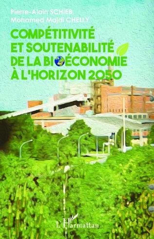Couverture Compétitivité et soutenabilité de la bioéconomie à l'horizon 2050