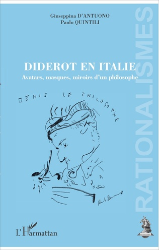 Couverture Diderot en Italie