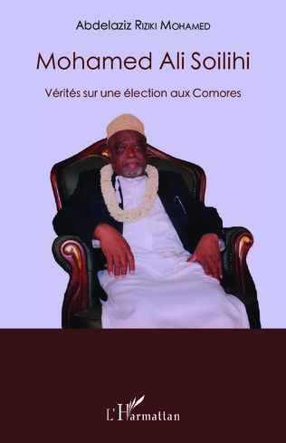 Couverture Mohamed Ali Soilihi