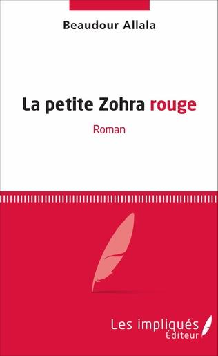 Couverture La petite Zohra rouge