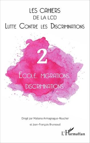 Couverture École, migrations, discriminations