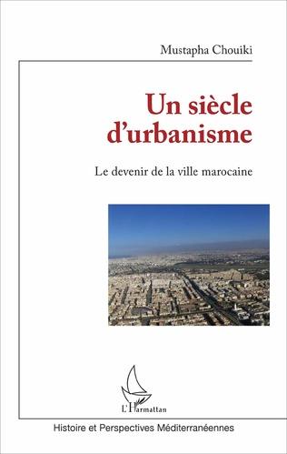 Couverture Un siècle d'urbanisme