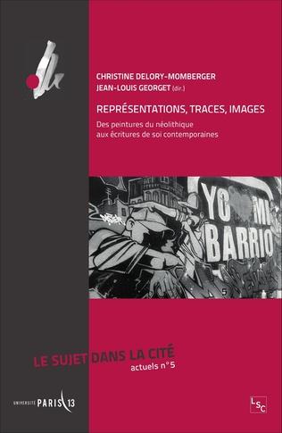 Couverture Représentations, traces, images
