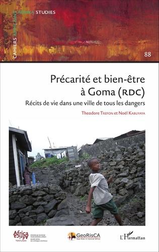 Couverture Précarité et bien-être à Goma (RDC)