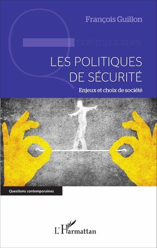 Couverture Les politiques de sécurité