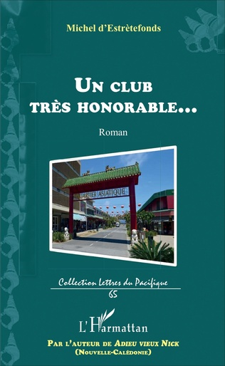 Couverture Un club très honorable...