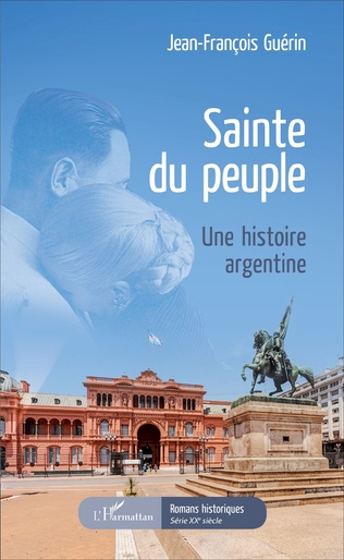 Couverture Sainte du peuple