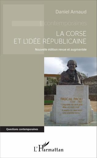 Couverture La Corse et l'idée républicaine