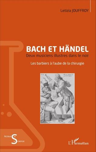 Couverture Bach et Händel