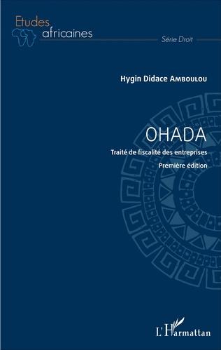 Couverture OHADA