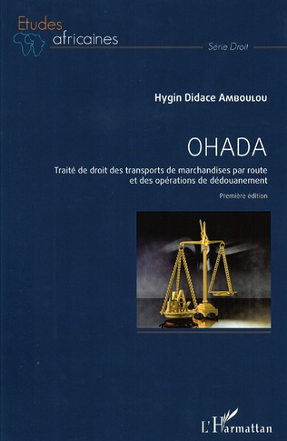 Couverture OHADA