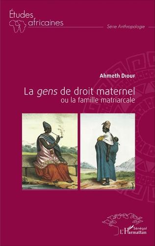 Couverture La<em> gens</em> de droit maternel ou la famille matricarcale