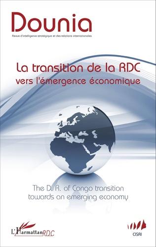 Couverture La transition de la RDC vers l'émergence économique