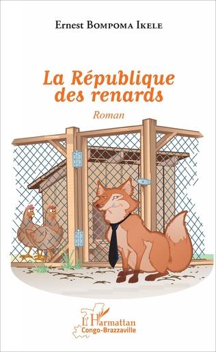 Couverture La République des renards