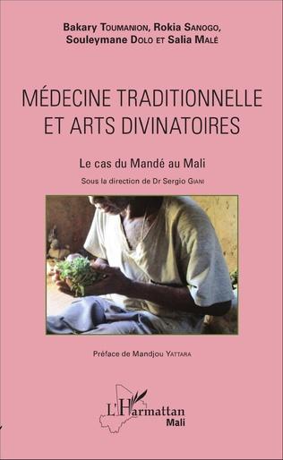 Couverture Médecine traditionnelle et arts divinatoires