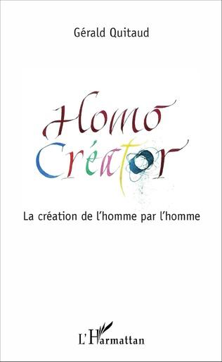 Couverture Homo Créator