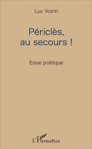 Couverture Périclès, au secours !