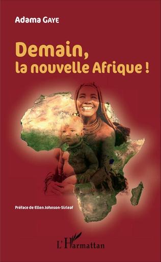 Couverture Demain, la nouvelle Afrique !