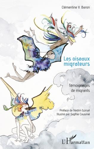 Couverture Les oiseaux migrateurs